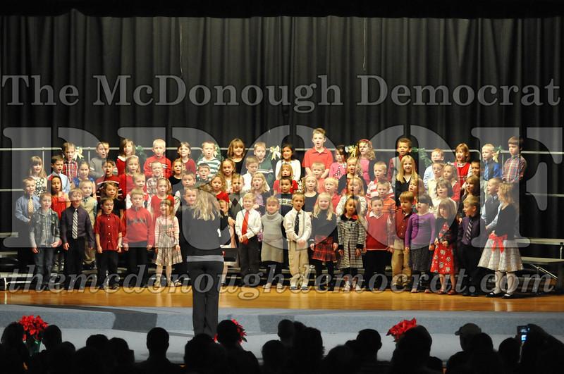 Elementary K-1 Christmas Choral Program 12-13-12 003