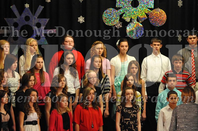 BPC JH-HS Chorus Christmas Program 12-15-13 031