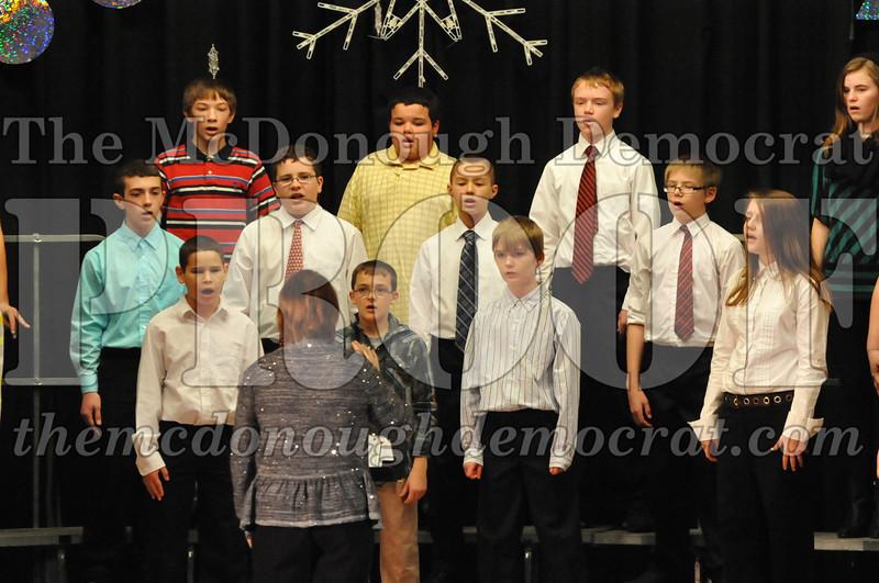 BPC JH-HS Chorus Christmas Program 12-15-13 011