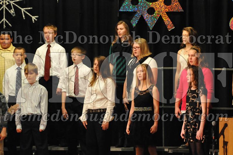 BPC JH-HS Chorus Christmas Program 12-15-13 008