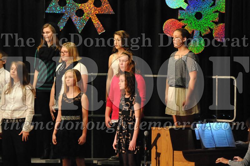 BPC JH-HS Chorus Christmas Program 12-15-13 013