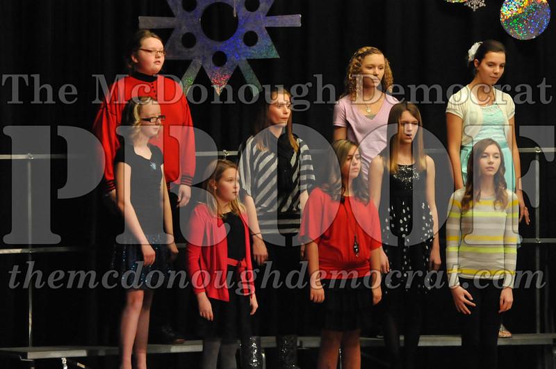 BPC JH-HS Chorus Christmas Program 12-15-13 009