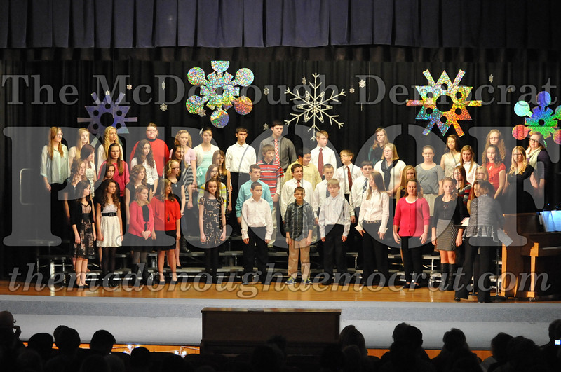 BPC JH-HS Chorus Christmas Program 12-15-13 017