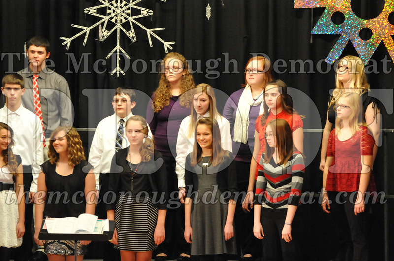 BPC JH-HS Chorus Christmas Program 12-15-13 038