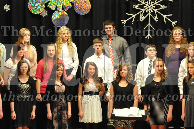 BPC JH-HS Chorus Christmas Program 12-15-13 039