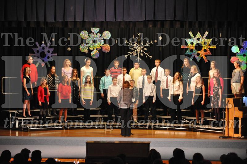 BPC JH-HS Chorus Christmas Program 12-15-13 001