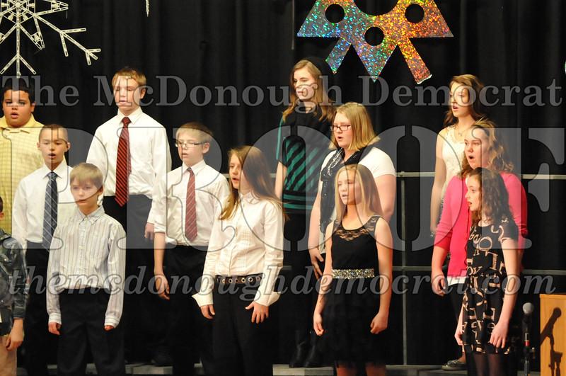BPC JH-HS Chorus Christmas Program 12-15-13 007