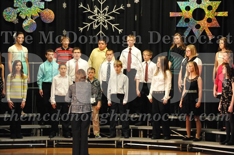 BPC JH-HS Chorus Christmas Program 12-15-13 005
