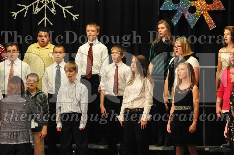 BPC JH-HS Chorus Christmas Program 12-15-13 012