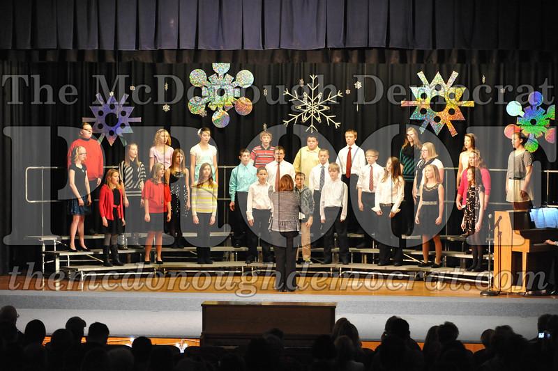 BPC JH-HS Chorus Christmas Program 12-15-13 003
