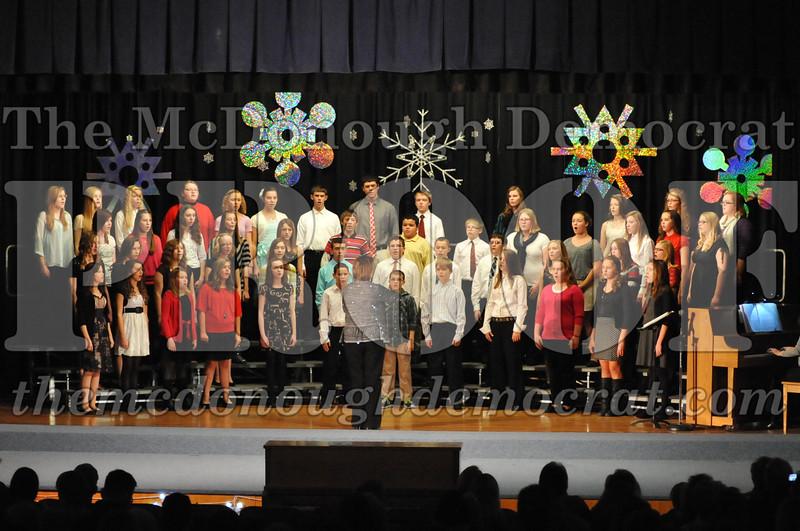 BPC JH-HS Chorus Christmas Program 12-15-13 030