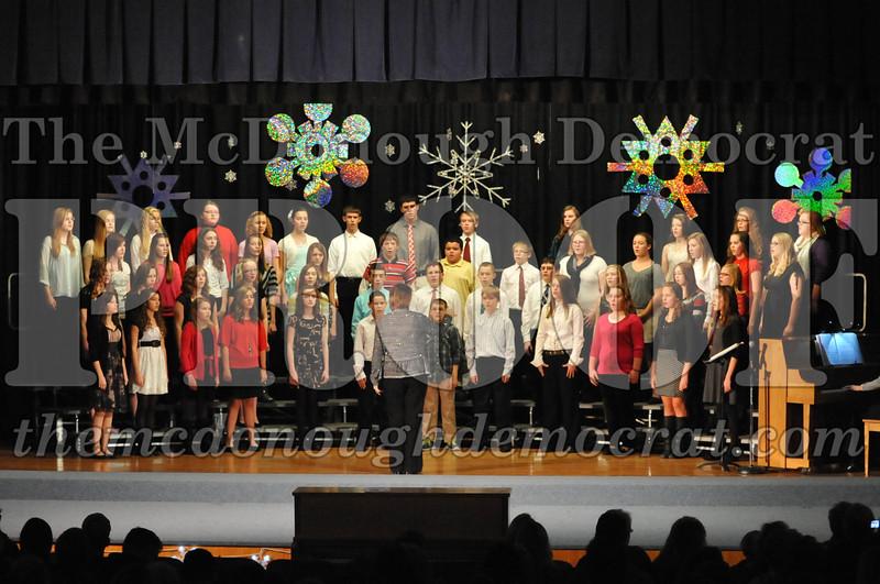BPC JH-HS Chorus Christmas Program 12-15-13 028