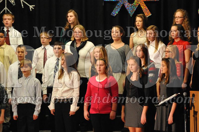 BPC JH-HS Chorus Christmas Program 12-15-13 020