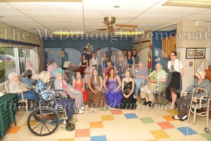 HS Nursing Home Prom 05-14-14 020