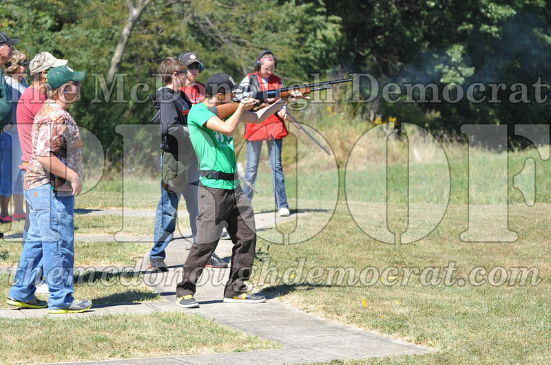 Oddfellows Trap Shoot at St David 09-14-13 187