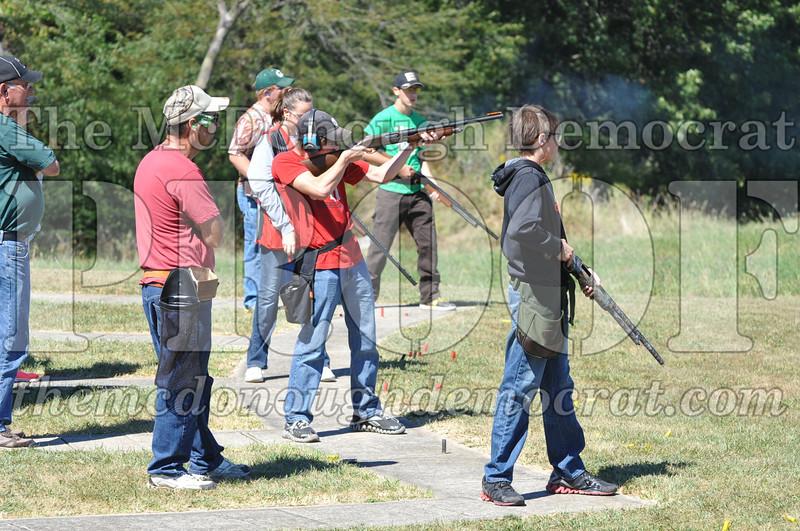 Oddfellows Trap Shoot at St David 09-14-13 215