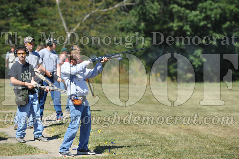 Oddfellows Trap Shoot at St David 09-14-13 046