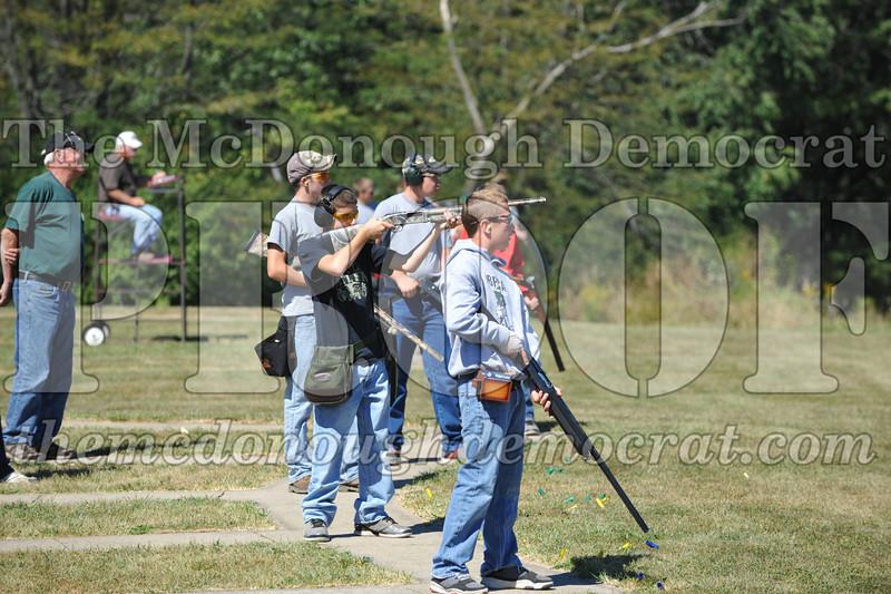 Oddfellows Trap Shoot at St David 09-14-13 053
