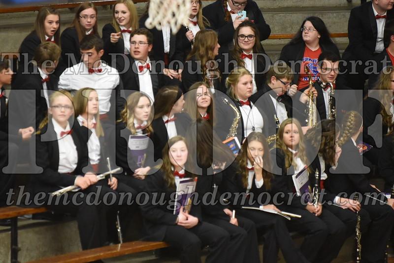JH/HS Spring Band Program 05-04-16