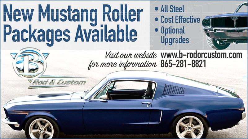 Mustang Platform ad