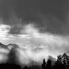 Mountain storm 6x14