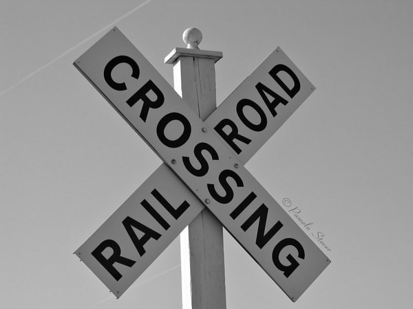 Train Crossing<br /> © Pamela Stover<br />  Exposed Images Photography