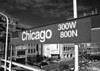 B&W Chicago :