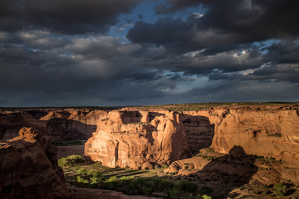 Valley Light, Canyon du Chelly