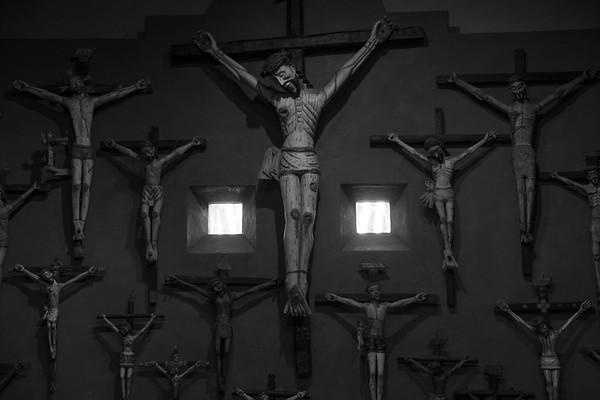 Crucifixes, Santa Fe