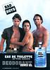 BAD BOYS 1993¿ Belgium 'Eau de Toilette - After Shave - Deodorant - Shower gel'