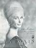 BALMAIN Jolie Madame 1959 France ' Plus qu'un parfum, une présence'