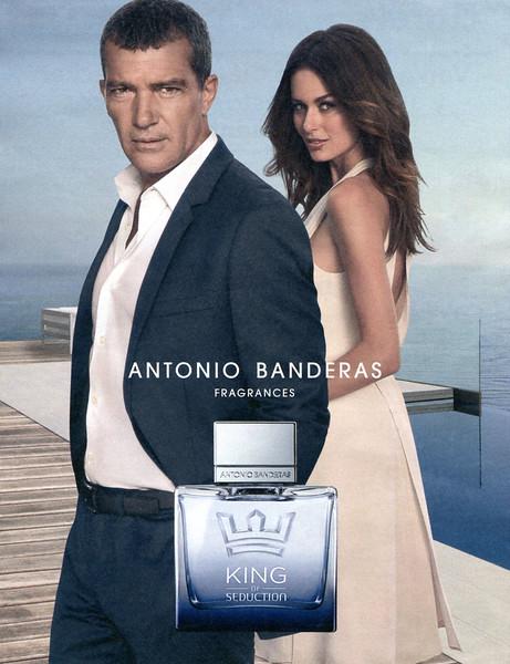 ANTONIO BANDERAS King of Seduction 2014 Spain