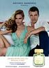 ANTONIO BANDERAS Queen of Seduction 2016 Spain (format Hola 24 x 33 cm) <br /> 'The new feminine fragrance - ¿Quieres sentirte como una reina pou un día?'