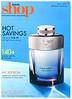 BENTLEY for Men Azure 2016 UK (High Life Shop cover) 'Hit refresh - Un date your scent for summer'