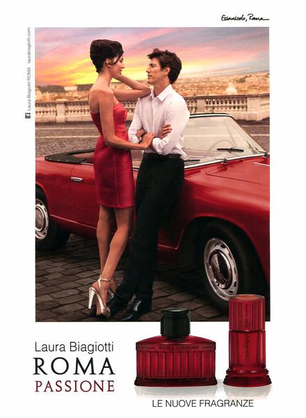 LAURA BIAGIOTTI Roma Passione 2016 Germany 'Gianicolo, Roma - Le nuove fragranze'