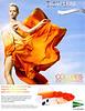BIOTHERM Diverse 2010 Spain (El Corte Inglés stores) 'Colores de verano'<br /> MODEL: Sasha Pivovarova (Russia)