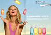 BIOTHERM Eaux (Eau Océane - Eau Vitaminée - Eau d'Énergie - Eau de Paradis) 2011 Germany spread '4 Stimmungen - 4 Düfte - Sinnlich - enfrischend - belebend - verführerisch'