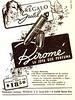 BIROMÉ 1948 Argentina small format 'Regalo sutil - La jya que perfuma'