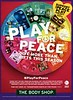 THE BODY SHOP Diverse 2017 UK 'Play for Peace - Give more than gifts this season'