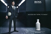BOSS Bottled Unlimited 2016 France spread 'Success isn't born. It's made. - Yohan Cabaye pour Boss Bottled Unlimited'