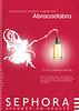 BOSS Bottled 2008 France (Sephora stores) 'Vous cherchez encore le cadeau rêve¿ - Abracadabra - Et vos cadeaux sont là'
