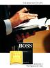 BOSS Eau de Toilette 1991-1992 France 'Boss No. 1 - The fragrance for men'