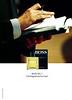 BOSS Eau de Toilette 1991 France 'Boss No. 1 - The fragrance for men'