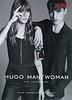 BOSS Hugo Man/Woman The Fragrances 2015 Belgium 'Your fragrance. Your way'<br /> MODELS: Freja Beha Erichsen (Denmark) & Adrien Sahores (France), PHOTO: Alasdair McLellan