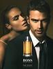 BOSS The Scent 2015 Spain 'The new frragrance for men'<br /> MODELS: Theo James & Natasha Poly; PHOTO: Mert Alas & Marcus Piggott