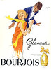 BOURJOIS Glamour 1963 France