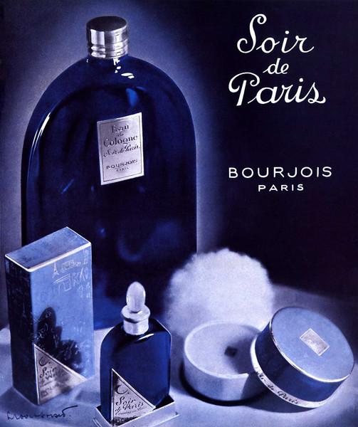 Soir De Parisevening In Paris Glossypages