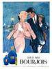 BOURJOIS Soir de Paris 1964 France