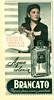 BRANCATO Aqua Colonia 1948 Argentina <br /> 'Alegra el espíritu, despeja la memoria - Perfume fresco, suave y persistente'