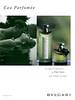 BULGARI Eau Parfumée au Thé Vert 2001 France 'La ligne de fragrances au thé vert pour hommes et femmes'